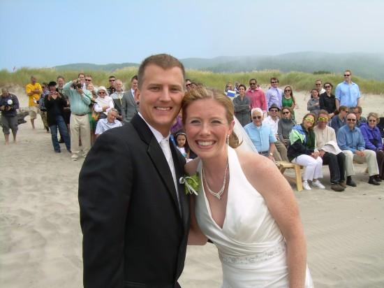 Erik & Tamara, Rockaway Beach